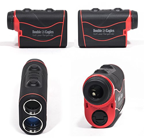 Double Eagles DEPRO-800 Golf Rangefinder - Laser Range Finder with Pinsensor - Laser Binoculars - Free Battery - Water Proof by Kozyvacu (Image #2)