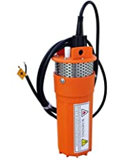 ECO-WORTHY DC 12V Solar Energy Submersible Deep Well Water Pump with 10 feet Cable Alternate Energy
