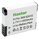 Kastar Battery (1-Pack) for Panasonic DMW-BCM13 DMW-BCM13PP and Panasonic Lumix DMC-FT5 DMC-LZ40 DMC-TS5 DMC-TZ37 DMC-TZ40 DMC-TZ41 DMC-TZ55 DMC-TZ60 DMC-ZS27 DMC-ZS30 DMC-ZS35 DMC-ZS40 Cameras