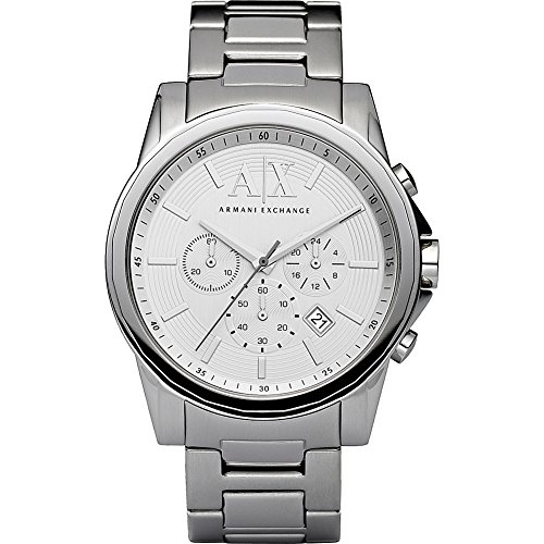 AX-Armani-Exchange-Smart-Stainless-Steel-Chronograph-Watch