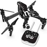 Skin For DJI Inspire 1 Quadcopter Drone – Fun | MightySkins Protective, Durable, and Unique Vinyl Decal wrap cover | Easy To Apply, Remove, and Change Styles | Made in the USA