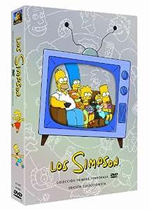 Los Simpson 1ª Temporada [DVD]