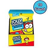 Jolly Rancher Misfit Candy Gummies, 182 Gram (Pack of 10)