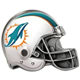 NFL Miami Dolphins Helmet Trailer Hitch Cover