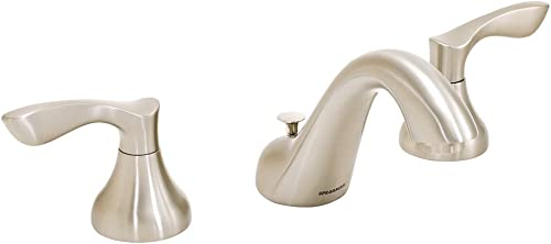 Speakman SB-1721-E-BN Chelsea Widespread Faucet, 8-Inch, Brushed Nickel