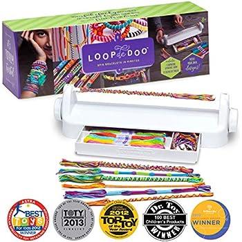 Amazon.com: Cool Maker KumiKreator Friendship Bracelet Maker ...