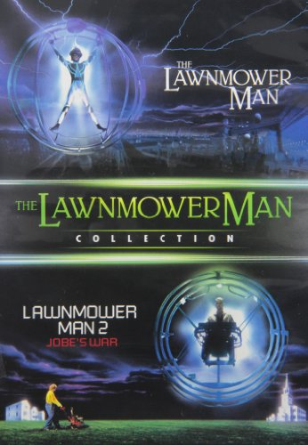 Lawnmower Man 1/Lawnmower Man 2 (DBFE) (DVD) (WS) (Franchise Art)