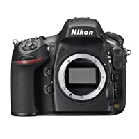 Nikon D800E Digital SLR Camera Body Only - Including Capture NX 2 (36.3MP) 3 inch LCD