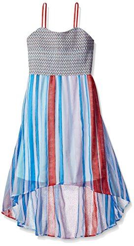 high low combo dress - 2