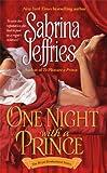 One Night with a Prince, Sabrina Jeffries, 0743477723