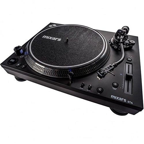 'mixars Sta–Tocadiscos Profesional para DJ a tracción Directa con Brazo a S