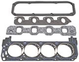 Edelbrock 7377 Top End Gasket Kit for Small Block Ford