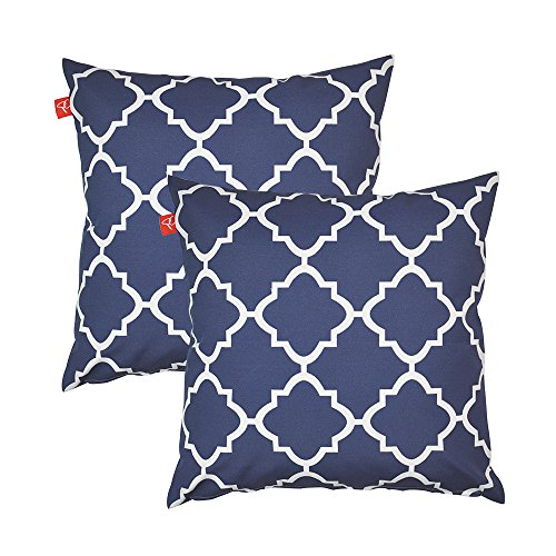 PacifiCasual Decoration Throw Pillow Covers Square Toss