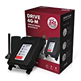 New weBoost Drive 4G-M 470121 Cell Phone Signal Booster for Your Car & Truck – Verizon, AT&T, T-Mobile, Sprint - Enhance Your Cell Phone Signal up to 32x