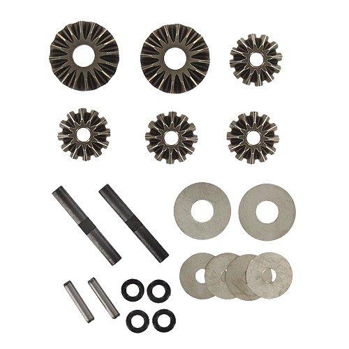 Racing Differential Gear Set - Redcat Racing Front/Rear Differential Gear Set (V1 or V2 Only)