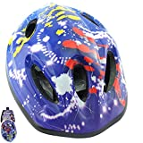 Kids Cycling Helmet For Bicycle (Pack of 1, Handprint)