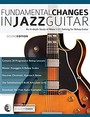 Fundamental Changes in Jazz Guitar: An In depth Study of Major ii ...
