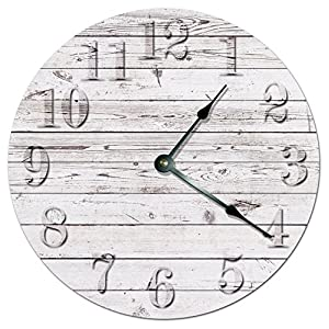 518fFH2RJlL._SS300_ Coastal Wall Clocks & Beach Wall Clocks