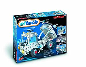 eitech 00019 Meccano- Juego de construcción diseño Camiones [Importado de Alemania]