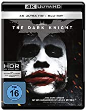 The Dark Knight (4K Ultra HD) (+ 2 Blu-rays) [Alemania] [Blu-ray]