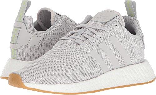 Adidas Originaler Menns Nmd_r2 Sneaker Grå / Grå / Slim