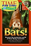 Bats! (Time for Kids Science Scoops, Level 3)