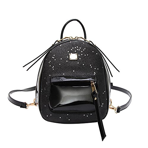 Borse Studenti Black Moda Nero Per Meaeo Zaini Borse Multipack wUPxSIq