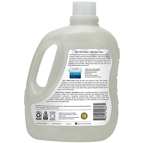 Liquid Detergent With Enzyme