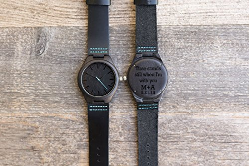 Personalized Watch - Engraved Watch - - Ban Ray Who Makes