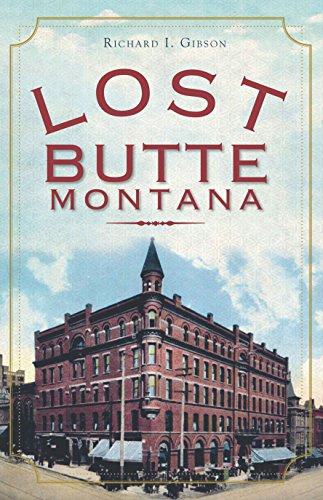 Lost Butte, Montana (Queen Anne Mansion)