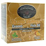Controlled Labs Orange OxiMega-Fish & Greens Formula Citrus 1 Kit