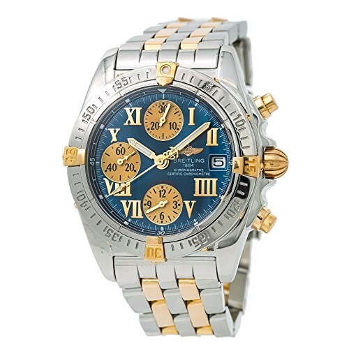 Breitling Cockpit - Breitling Cockpit Swiss-Automatic Male Watch B13358 (Certified Pre-Owned)
