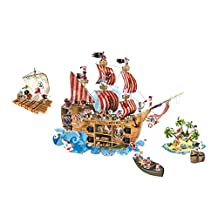 Janod J02849 Magnetistick Pirates Toy