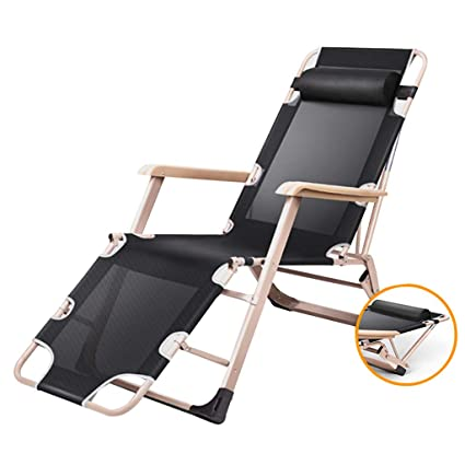 Amazon.com: Reclining Garden Chair Outdoor Garden Camping ...