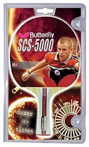 Butterfly SCS-5000 Shakehand Racket