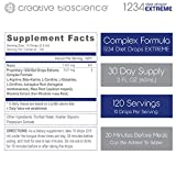 Creative Bioscience 1234 Diet Drops Extreme for
