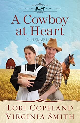 book cover of A Cowboy at Heart