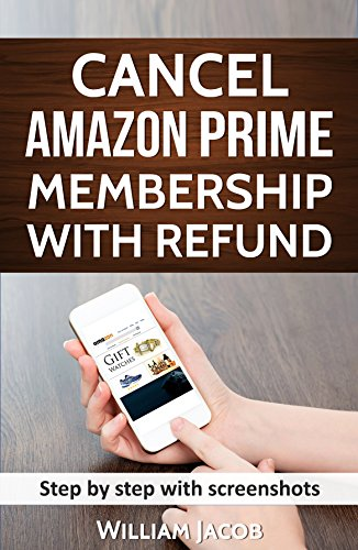 How to cancel Amazon Prime Membership with Refund: Step by step instruction with screenshots