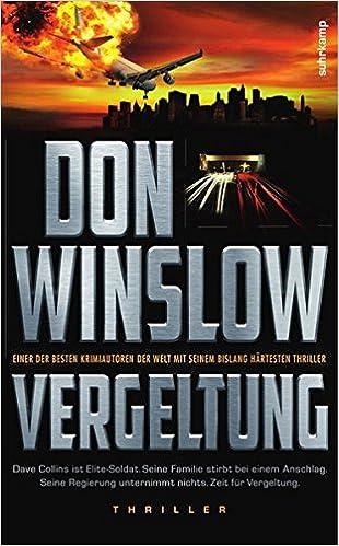 Vergeltung: Thriller (suhrkamp taschenbuch): Amazon.de: Don Winslow ...