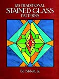 120 Traditional Stained Glass Patterns (Dover Stained Glass Instruction)