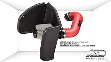 K/&N Cold Air Intake Performance Kit For 2015-2018 Chevy Colorado GMC Canyon 2.5L