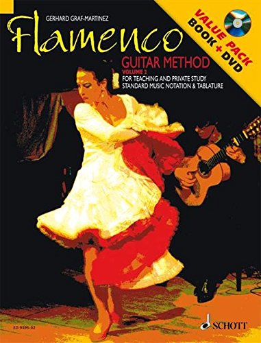 Flamenco Guitar Method - Volume 2 (Book + DVD) ()
