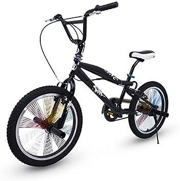 Riscko Bicicleta competición BMX Freestyle 360º Ruedas 20 ...