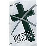 Vintage photo of Dela Guerre Scolaire history. 1970