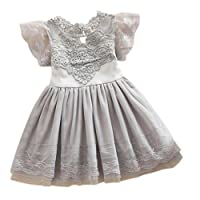 Dresses ,BeautyVan Kid Baby Flower Girl Princess Dress Lace Party Tulle Lace ...