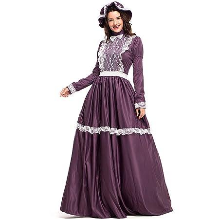 Disfraz de Halloween para Mujer o Adulto, Disfraz Medieval, para ...