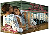 Bargain eBook - Ten Brides for Ten Hot Guys