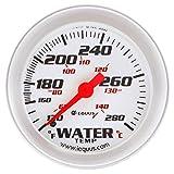 Equus 8242 Water Temperature Gauge - White