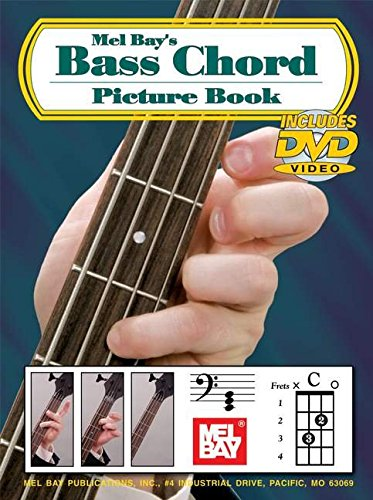 Download Mel Bay's Bass Chord Picture Book PDF