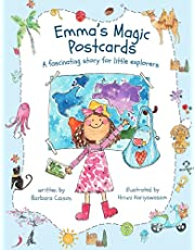 Emma's Magic Postcards: A fascinating story for little explorers